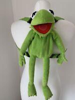 Cool Kermit The Frog Disney The Muppets Kids Backpack Rucksack Bag