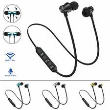 In-ear Wireless Bluetooth Magnetic Sports Earphone Headset Stereo Headphones