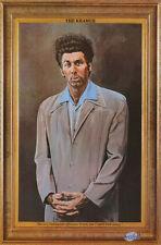 SEINFELD ART PRINT - The Kramer - TV Poster Cosmo Kramer Portrait 24x36