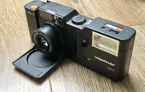 Voigtlander Vito C Compact Film Camera With VCS 18 Flash - DEFECT