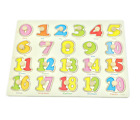 Children's Wooden Numbers Alphabet Animals Vegetables Vehicles Peg Board Puzzles