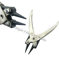 "Parallel Round nose pliers opticians jewellery making tools Prestige 5.5"" #02211"