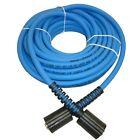 UBERFLEX Kink Resistant Pressure Washer Hose 1/4' x 50' 3100 PSI 22MM