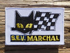 A158 ECUSSON PATCH THERMOCOLLANT aufnaher toppa SEV MARCHAL moto automobile