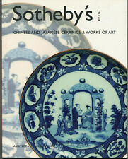 SOTHEBY'S CHINESE AND JAPANESE CERAMICS & WORKS OF ART / AMSTERDAM 21 MAY 2003