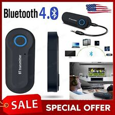 Wireless Bluetooth Transmitter For TV Phone PC Stereo Audio Music USB Adapter US