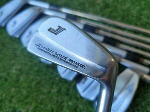 Bridgestone Jumbo Ozaki MTNIII Pro Model Forged Blade Iron Set (3-PW)
