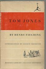 Tom Jones Henry Fielding Paperback 1950