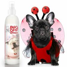 The Blissful Dog BUG OFF SPRAY For Your Dog Keep Blasted BUGS OFF Naturally