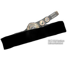 Universal Velvet Replica Belt Storage Bag for WWE TNA ROH UFC Replica Belts