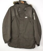 HELLY HANSEN Men Waterproof Casual Jacket Overcoat Size L ARZ1356
