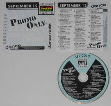 Scissor Sisters, Usher, Cher Lloyd, Adam Lambert, Pitbull - U.S. promo cd