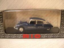 Rio Citroen DS19 Gendarmerie 1965