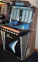 ROCKOLA TEMPO 2 JUKEBOX 1959 120 PLAY FULLY RESTORED READY IN THE NEXT FEW WEEKS