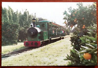 Kerikeri Orchard Railway, Bay Of Islands, New Zealand. Post Card