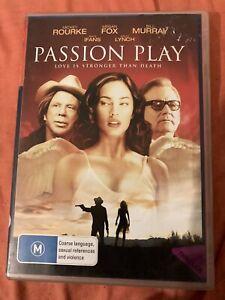 Passion Play (DVD Region 4) Ex-rental - Megan Fox, Bill Murray, Mickey Rourke