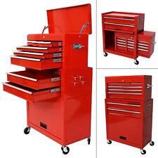 Organizzazione degli utensili rossa per il bricolage e fai da te
