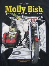 The Molly Bish Foundation. Mollys Ride For Missing Children 2006 T Shirt Size M