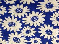 """Viskose-Jersey """"Margariten"""",  blau-weiß, 160 cm br,  Mw, ab 0,5 m  (€ 9,50/qm)"""