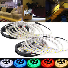 5M 24V 300 LED Flexible Strip Tape Light 5050 LED Waterproof Party Home  3 D