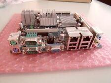 SCHEDA MADRE MINI ITX IX945GSE2 + CPU INTEL ATOM N270 PC DESKTOP