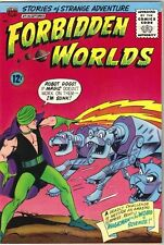 Forbidden Worlds Comic Book #130, ACG 1965 VERY FINE-/VERY FINE