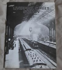 LIVERPOOL STREET STATION-London Architectural Monographs-Railway station