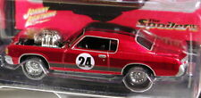 JOHNNY LIGHTNING 72 1972 PONTIAC GRAND PRIX SPOILERS RACE STYLE COLLECTIBLE CAR