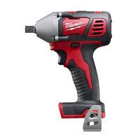 "Milwaukee 18V Li-Ion 1/2"" Impact Wrench w/ Pin Detent (Bare Tool) 2659-22 New"