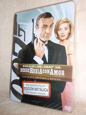 From Russia with Love SteelBook (MetalPak) 007 [DVD: 2, Ultimate, 2 Disc] SPAIN
