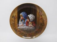 "Reco ""Sunday Best"" Collectible Plate - Day's Gone By Collection"