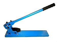 """Commercial Fishing Bench Crimper """"Big Blue"""" for mono or cable WAREHOUSE SALE!!"""