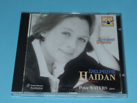 "CD ""MOZART SCHUBERT STRAUSS"" DELPHINE HAIDAN, MEZZO & P. WATERS, PIANO / TB ETAT"