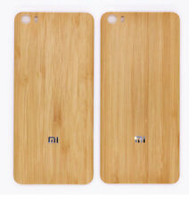Original Wood Bamboo Case For Xiaomi Mi 5 Mi5 Back Battery Cover Replacement