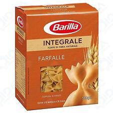 10 x 500 GR PASTA BARILLA INTEGRALE FARFALLE KILO FARFALLA 5 KG 5000 GR PACCO