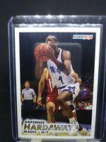 1993-94 Fleer #343 Anfernee Hardaway Rookie Card MT++ Orlando Magic  CENTERed