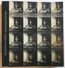 Rembrandt : Experimental Etcher, 1969 First Edition Paperback Art History Book