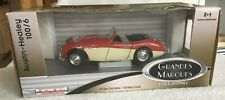 1956 Austin-Healey 100-6,  1:18 Scale, by Ertl, MINT condition