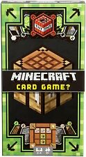 NEW! MINECRAFT Card Game? (DJY41)