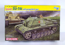 Dragon 6838 - Soviet SU-76i self-propelled gun - Panzer Smart Kit Bausatz 1:35