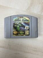 War Gods N64 (Nintendo 64, 1997) Authentic - Cleaned, Tested & Working