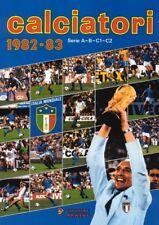 MANCOLISTA FIGURINE SCUDETTI CALCIATORI PANINI 1982-83 82-83 NUOVE NEW OTTIME