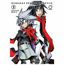 Disgaea 3: School of Devils Volume 2-ExLibrary