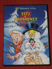 TITI et GROSMINET - ZOYEUX NOEL! - Warner Kids - DVD