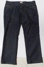 HUGO BOSS Low Rise 32L 100% Cotton Jeans for Men