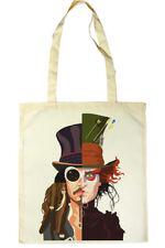 Johnny Depp artwork Tote Shopper Bag