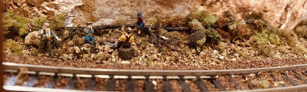 Building Your Model Railroad