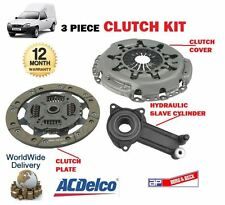 FOR FORD COURIER 1.8D 1995-2000 3 PIECE CLUTCH KIT WITH CONCENTRIC SLAVE BEARING