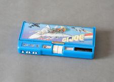 80s GI Joe vintage spanish pencil case - G.I.Joe GIJoe GI-Joe GIjoe G I Joe