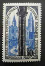 FRANCE-1954-Eglise St-Philibert N°986 neuf ** luxe